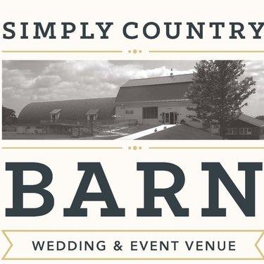 Barn logo black and white