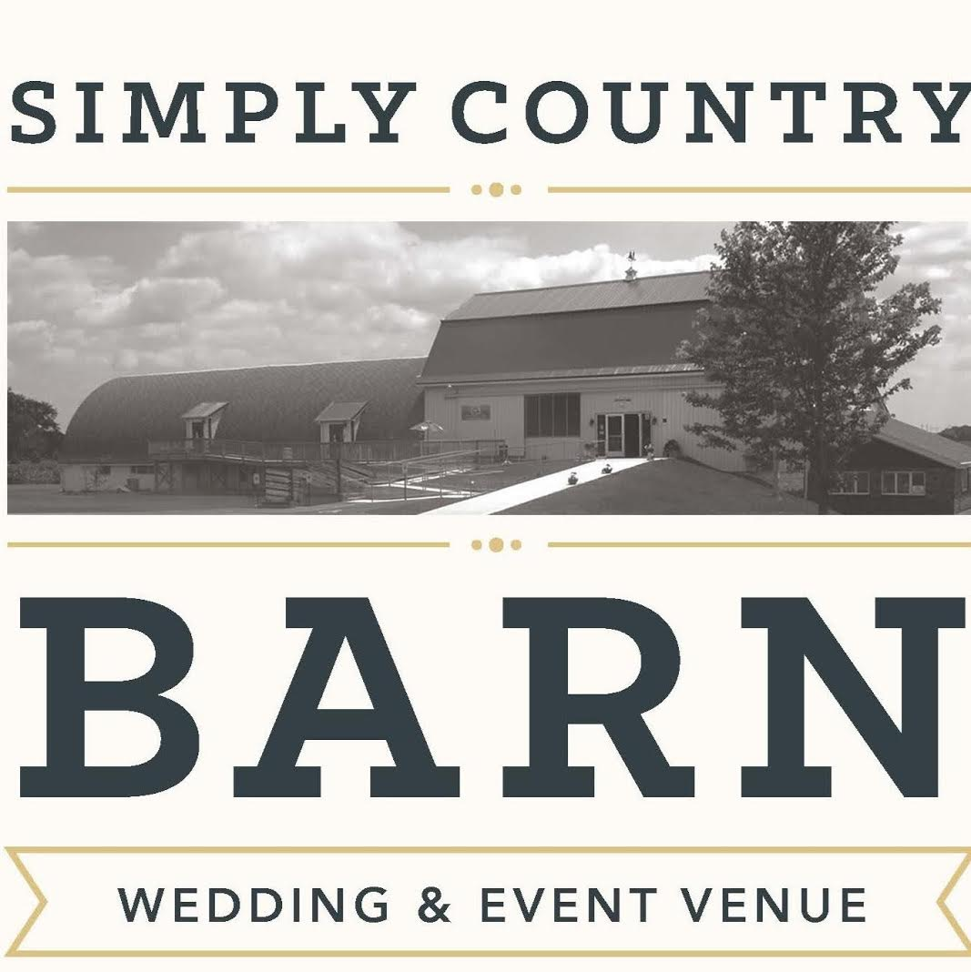 Barn logo black and white