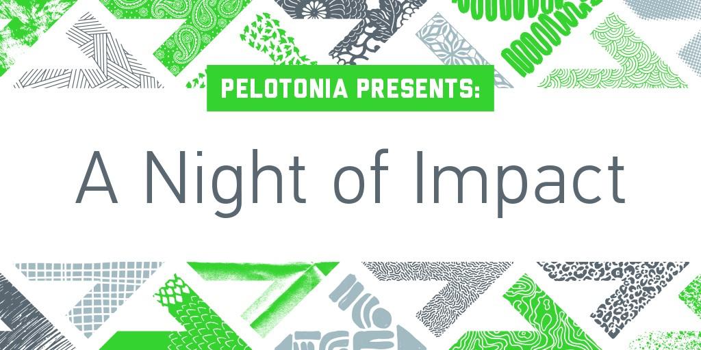 Night of impact banner