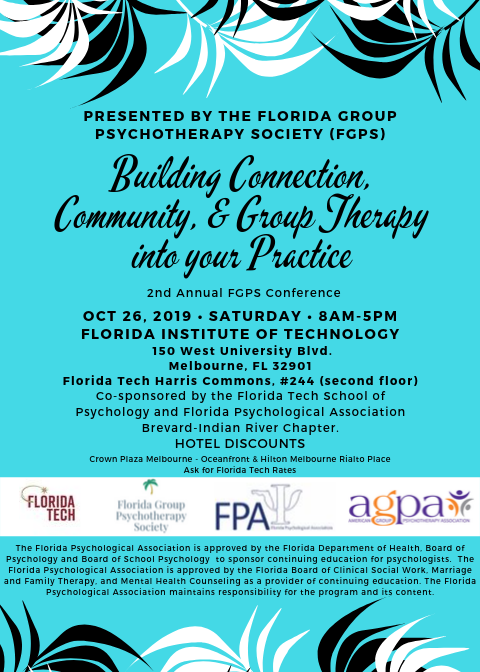 Building connections  community    group therapy into your practice