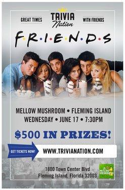Tri friends poster