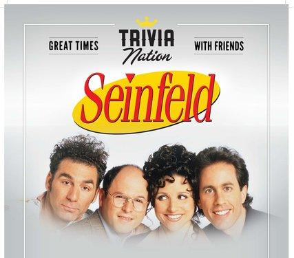 Seinfeld blank template