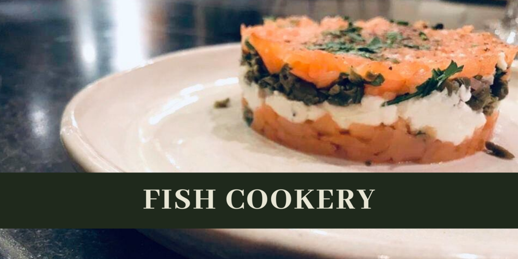 Culinary workshop fish cookery