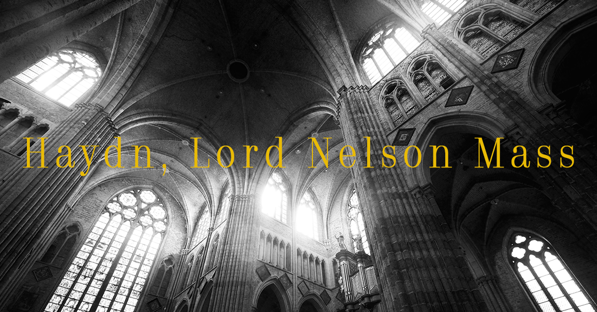 Haydn  lord nelson mass