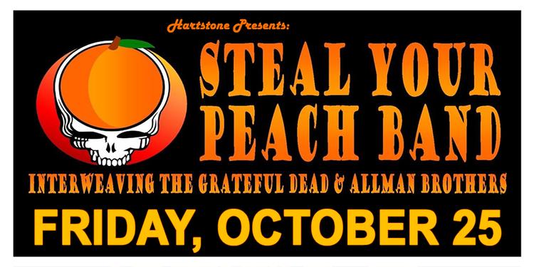 Stealyourpeachocty2019 ticketbud