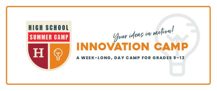 Innovation camp logo