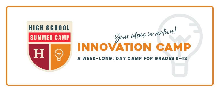Innovation camp logo