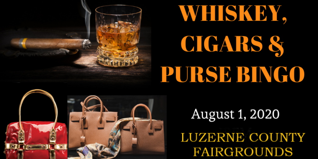 Whiskey  cigars and purse bingo 08 01 2020 no loc2