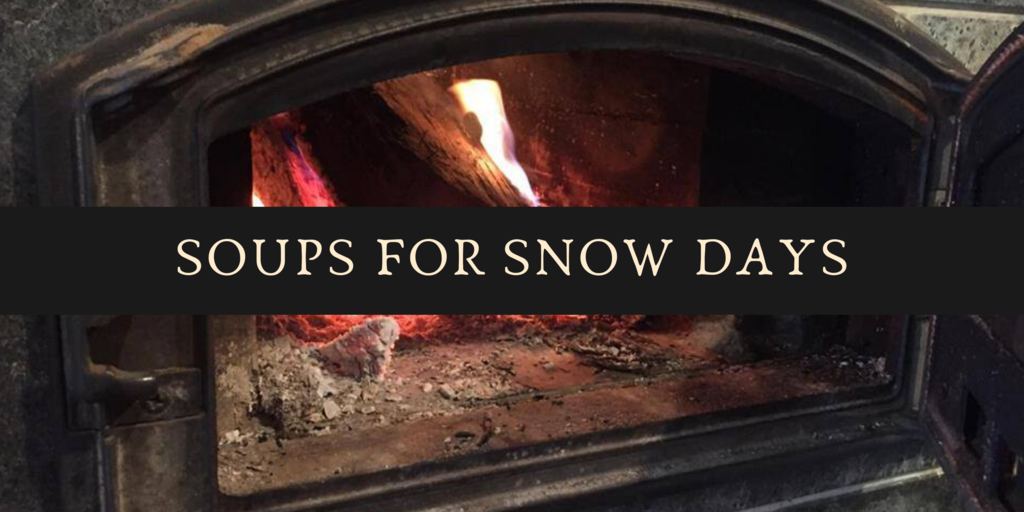 Culinary workshop  soups for snow days