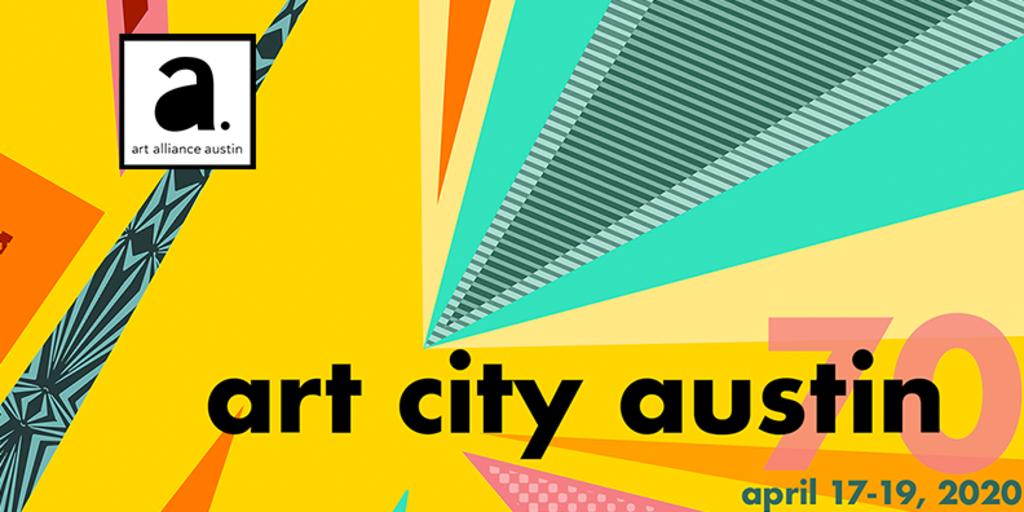 Art city title slide remake png