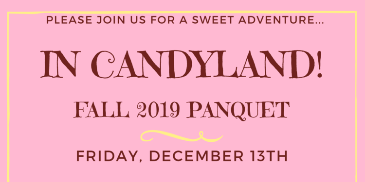 Panquet party invitation
