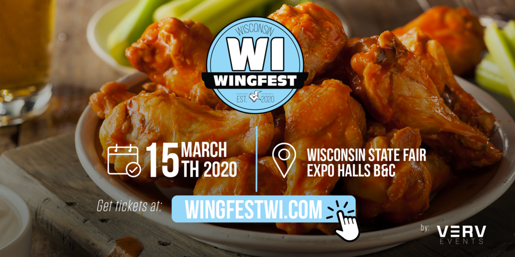 Event cover wisconsin wingfest