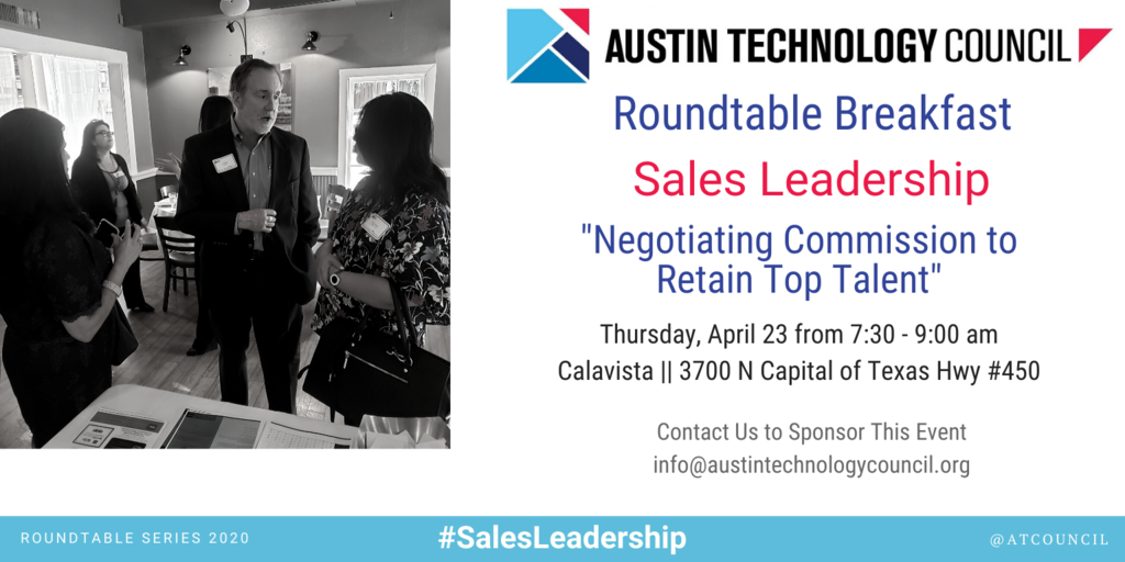 April 23 sales leadership
