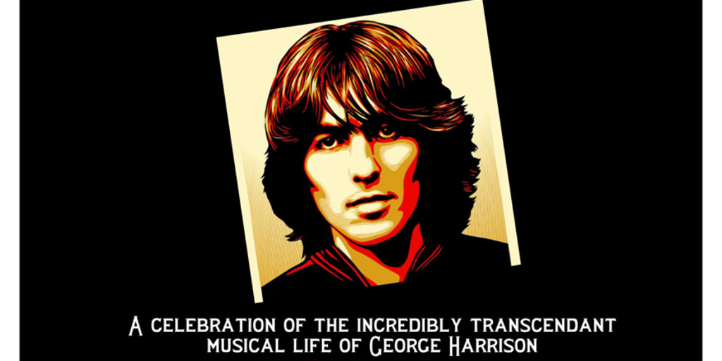 Marc ribler   george harrison new poster