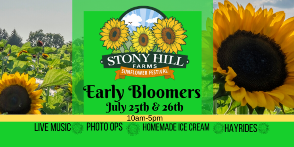 2020 early bloomers