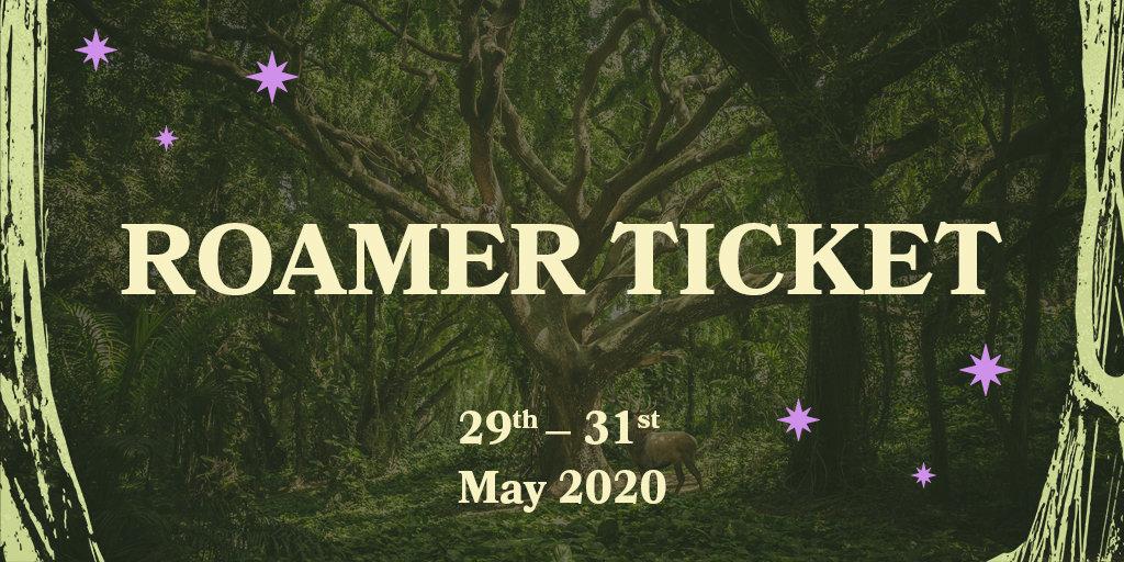 Wild world banner roamer
