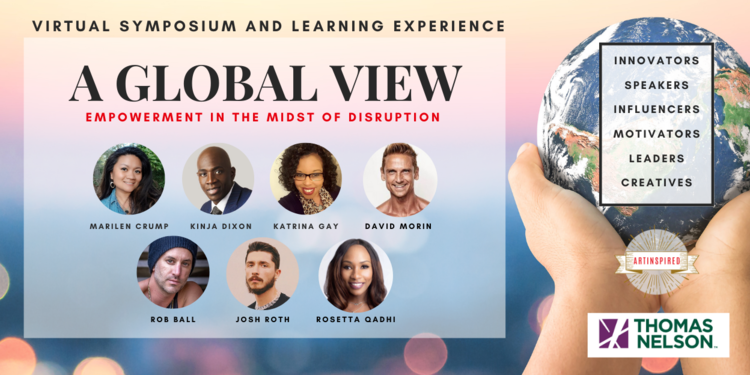 A global view 42020 banner