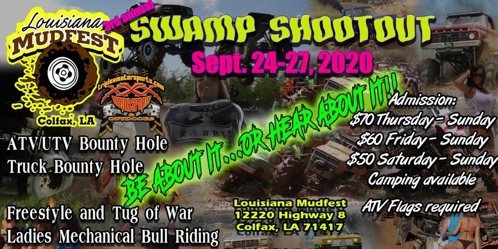 Swamp shootout 2020 updated