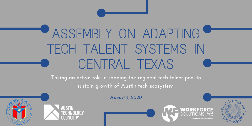 Assembly on adapting tech talent systems in central texas