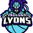 Indiana lyons basketball logo