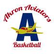 Akron aviators logo b
