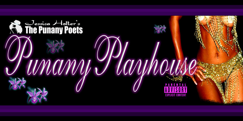 Punany playhouse banner