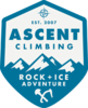 Ascent climbing reel rock new haven