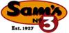 Sams no3 logo