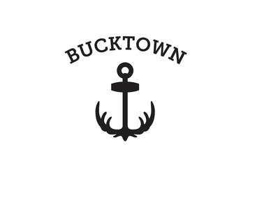Bucktown logo composite