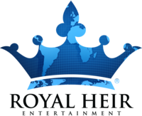 Royal heir logo (globe)