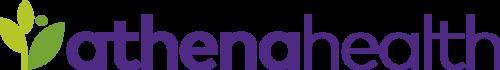 Athenahealth logo purple 2048px