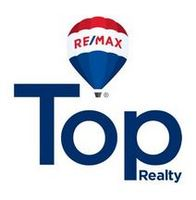 Remax top realty logo