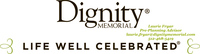 Dignitymemorial logo browngreen cmyk %281%29