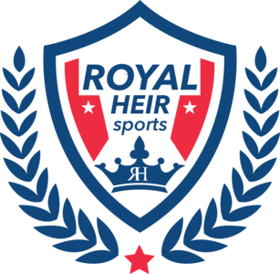 Royal heir sports