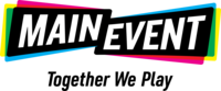Main event color logo w tagline