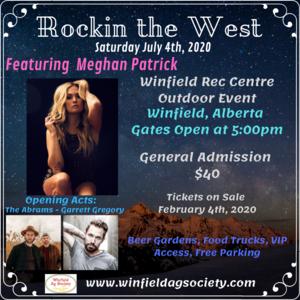 Rockin the west 2020