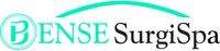 Logo bense surgispa green