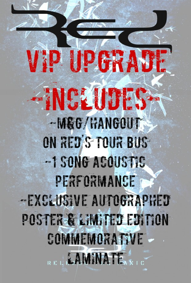 Purchase online ticket for red vip upgrade packages vip upgrade does not include a ticket to the show you must purchase tickets to the show separately through the venues website m4hsunfo