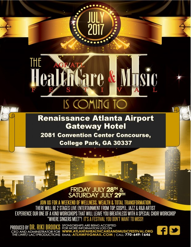 Purchase Online Registration For 2017 12th Annual Atlanta