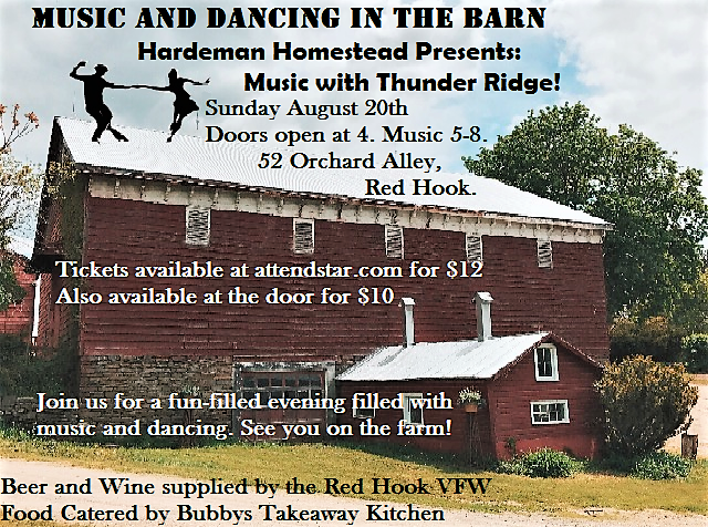 Purchase Online Ticket For Music In The Barn