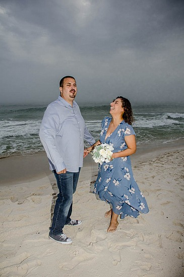 Berenice and Carlyle Vow Renewal