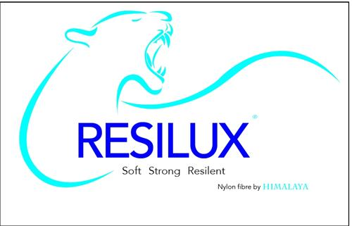RESILUX SOFT STRONG RESILENT NYLON FIBRE BY HIMALAYA