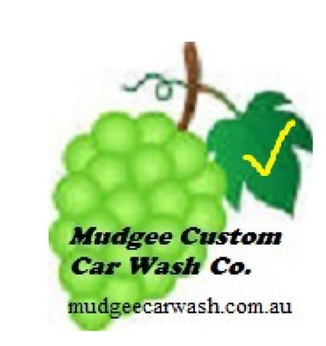 MUDGEE CUSTOM CAR WASH CO. MUDGEECARWASH.COM.AU