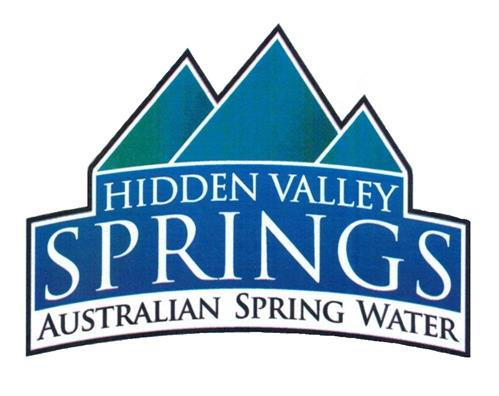HIDDEN VALLEY SPRINGS AUSTRALIAN SPRING WATER