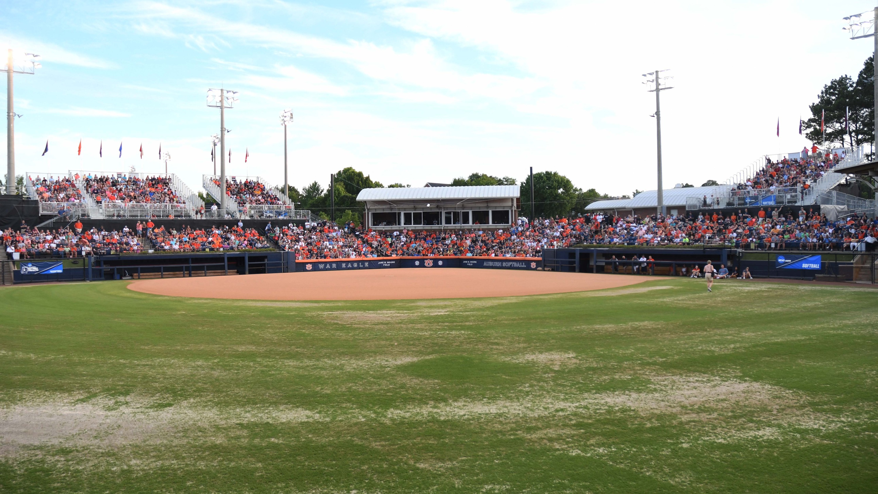 schedule change for wilson/demarini classic - auburn university