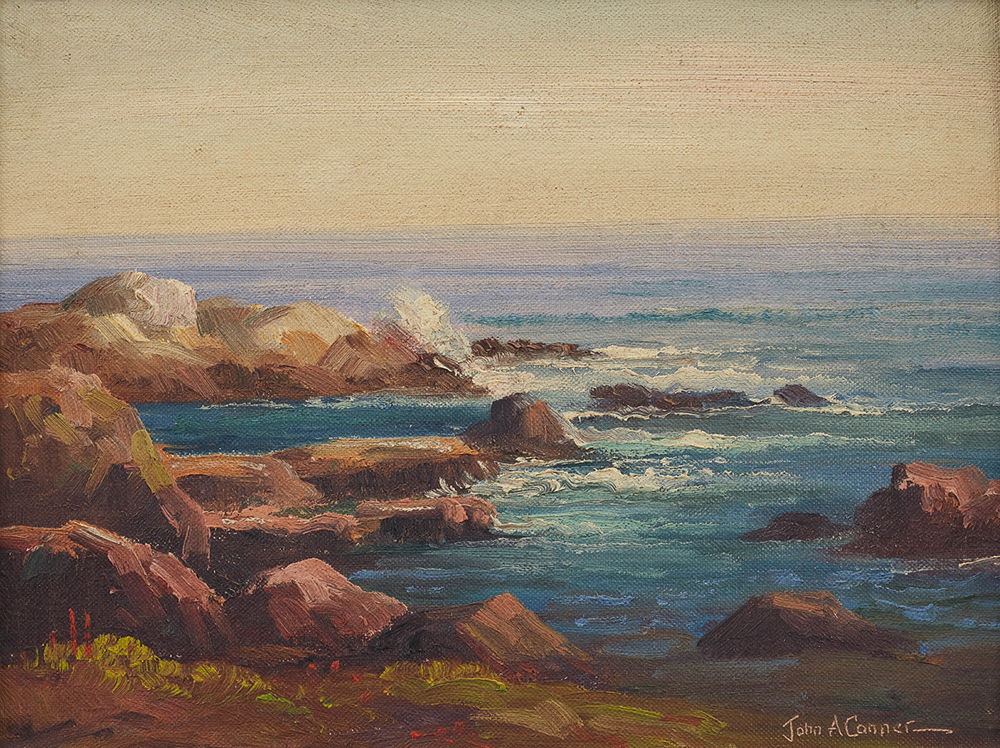 Lot 2009: John Anthony Conner (1892-1971 Eagle Rock, CA) Image