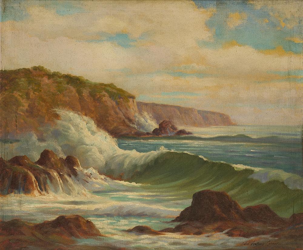 Lot 2010: John Anthony Conner (1892-1971 Eagle Rock, CA) Image