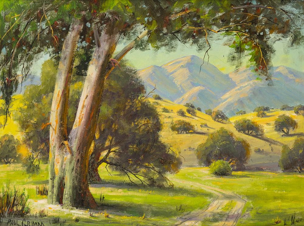 Lot 2015: Paul Grimm (1891-1974 Palm Springs, CA) Image