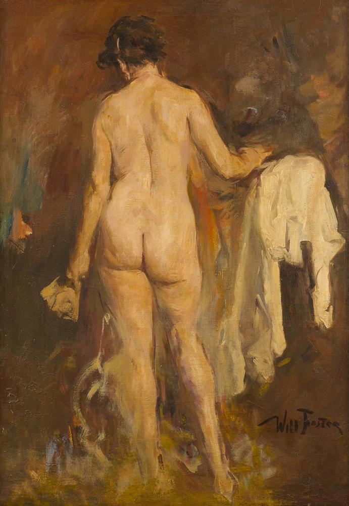 Lot 2018: William Frederick Foster ANA (1883-1953 New York, NY) Image