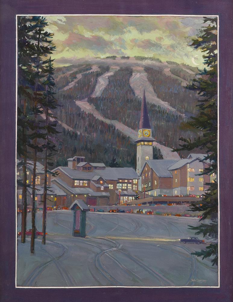 Lot 2034: William Dorsey (1942-* Ojai, CA) Image